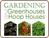 Gardening with Greenhouses and Hoop Houses